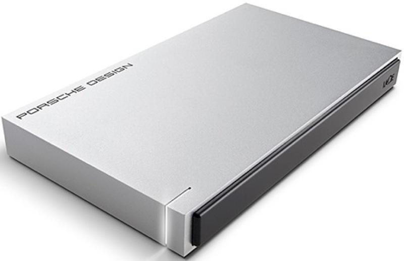 Lacie 2TB Porsche Design 2.5 P'9223 USB 3.0 light-grey