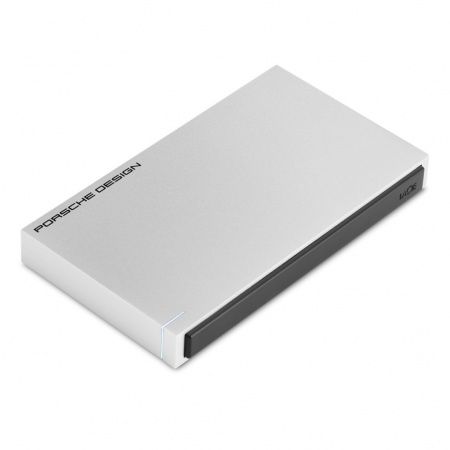 Lacie 2TB Porsche Design 2.5 P'9223 USB 3.0/C light-grey