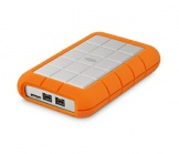 Lacie 1TB Rugged Triple FW800 & USB 3.0