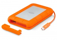 Lacie 2TB Rugged Thunderbolt & USB 3.0 w integrated cable