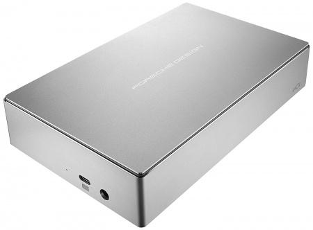 Lacie 6TB Porsche Design 3.5 USB 3.1 silver Type C