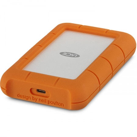 Lacie 5TB Rugged USB 3.1 Type C