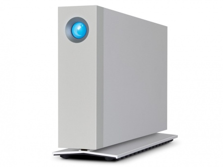 Lacie 8TB d2 Thunderbolt 3 & USB 3.1 Type C [7200] (Enterprise HDD)