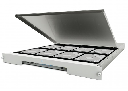 Lacie 64TB 8big Rack Thunderbolt 7200 (Enterprise HDD)