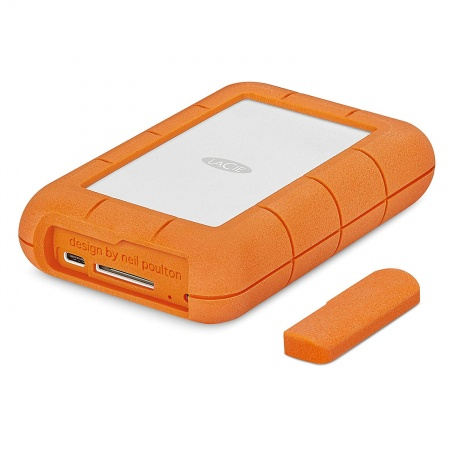 Lacie 4TB Rugged RAID Pro USB-C & SD card slot