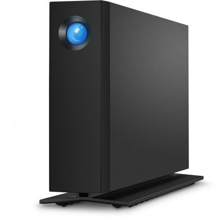 Lacie 10TB d2 Professional USB-C [7200] (Enterprise, bk)