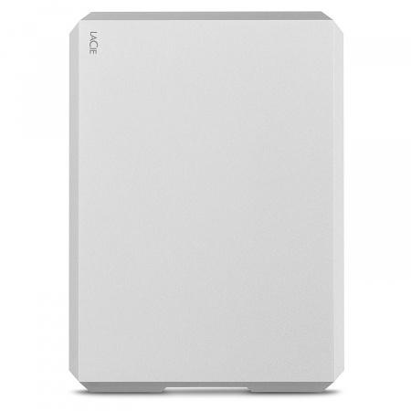Lacie 4TB Mobile Drive USB 3.1-C Silver