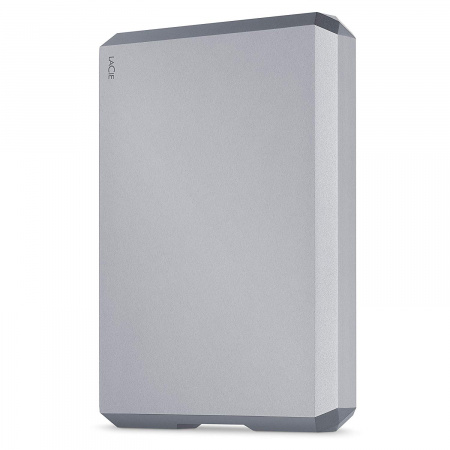 Lacie Extrernal HDD 4TB Mobile USB 3.1 Type C - space grey
