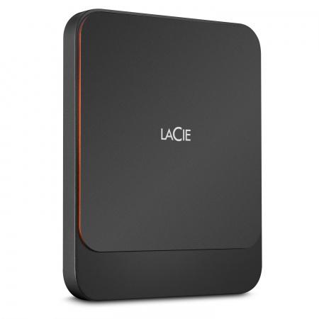 Lacie 2TB Portable SSD USB 3.1 + USB 3.1 Type C