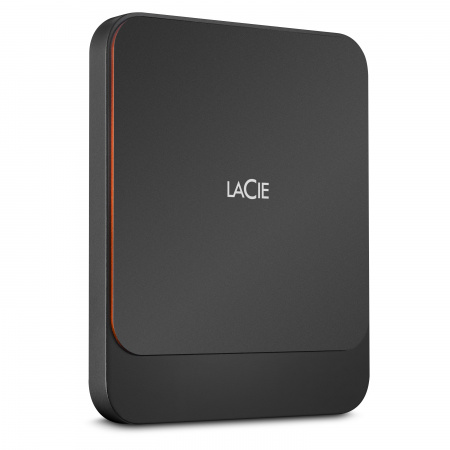 Lacie 500GB Portable SSD USB 3.1 + USB 3.1 Type C