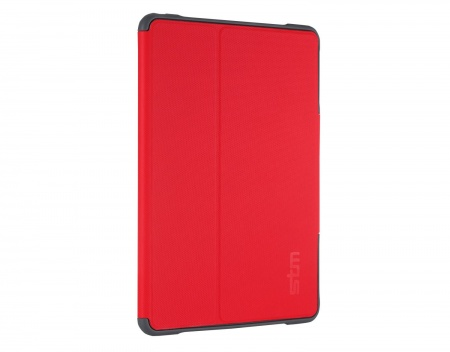 STM Dux Ultra Protective Case for iPad mini 1/2/3 - red