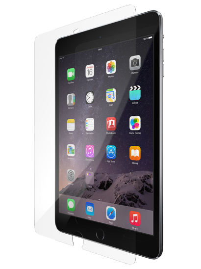Tech21 Screen Protector Impact Shield with Self Heal na iPad mini 2/3