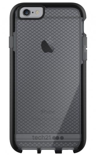 Tech21 Evo Check  obal na iPhone 6/6S Plus - černá