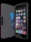 Tech21 Evo Wallet  obal na iPhone 6/6S Plus - černá