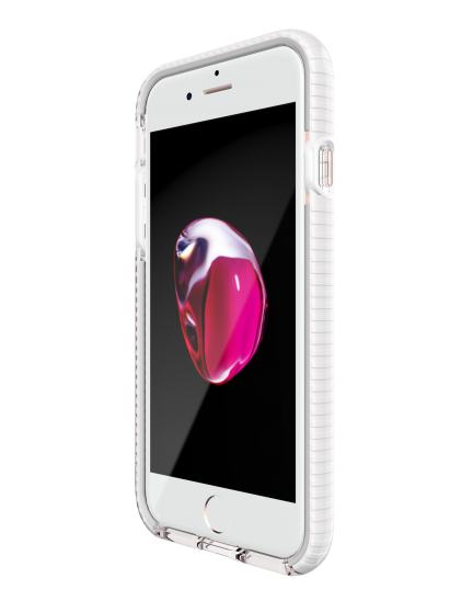Tech21 Evo Check Case iPhone 7/8 - Clear/White