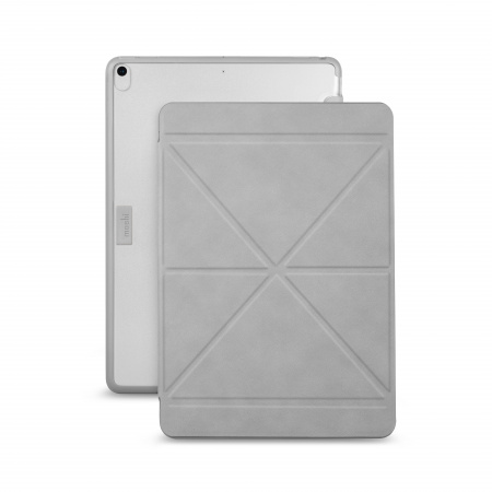Moshi VersaCover for iPad Pro 10.5/Air - Stone Gray