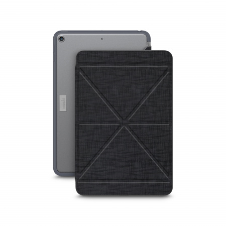Moshi VersaCover for iPad mini (5th Gen) - Metro Black