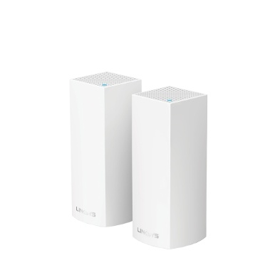Linksys Velop AC4400 Whole Home Wi-Fi 2-pack