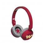 Tribe DC Movie Wonder Woman Pop Headphones - Red