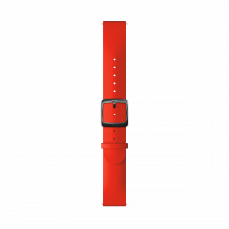 Withings Accessory Silicone Wristband Sport Buckle (20mm) for Steel HR Sport - Red