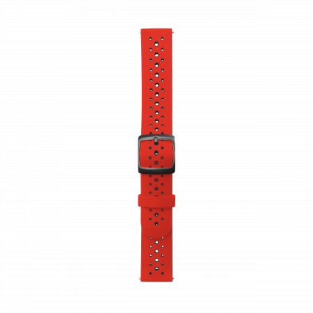 Withings Accessory Silicone Wristband (20mm) for Steel HR Sport - Sport Red