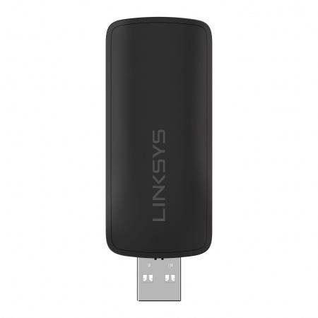 Linksys WUSB6400M AC1200 MU-MIMO USB Wi-Fi Adapter